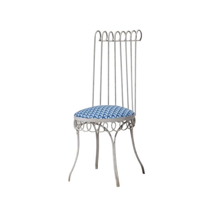 Conjunto de cuatro sillas diseño de Mathieu Mategot (1910-2001). Francia, 1950 2