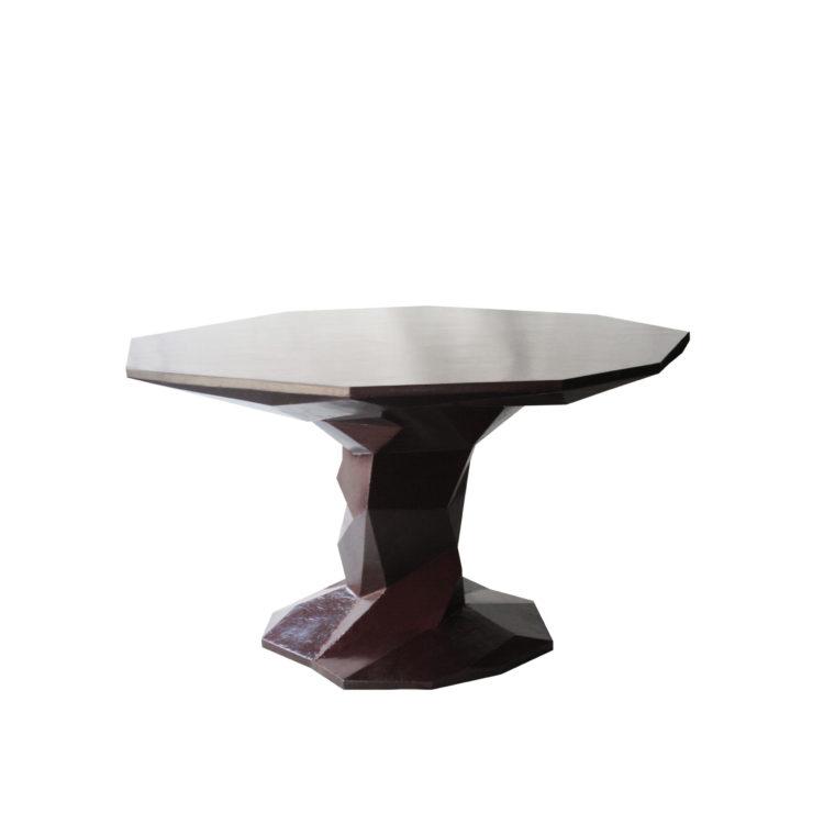 IKB20250060–Mesa-comedor-marron-facetada—2