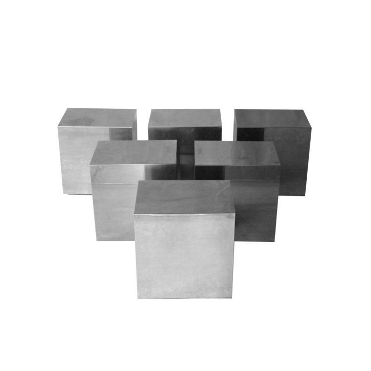 IKB223700104-Conjunto-de-mesas-auxiliares-modulares-cromadas-Italia-1970——1–