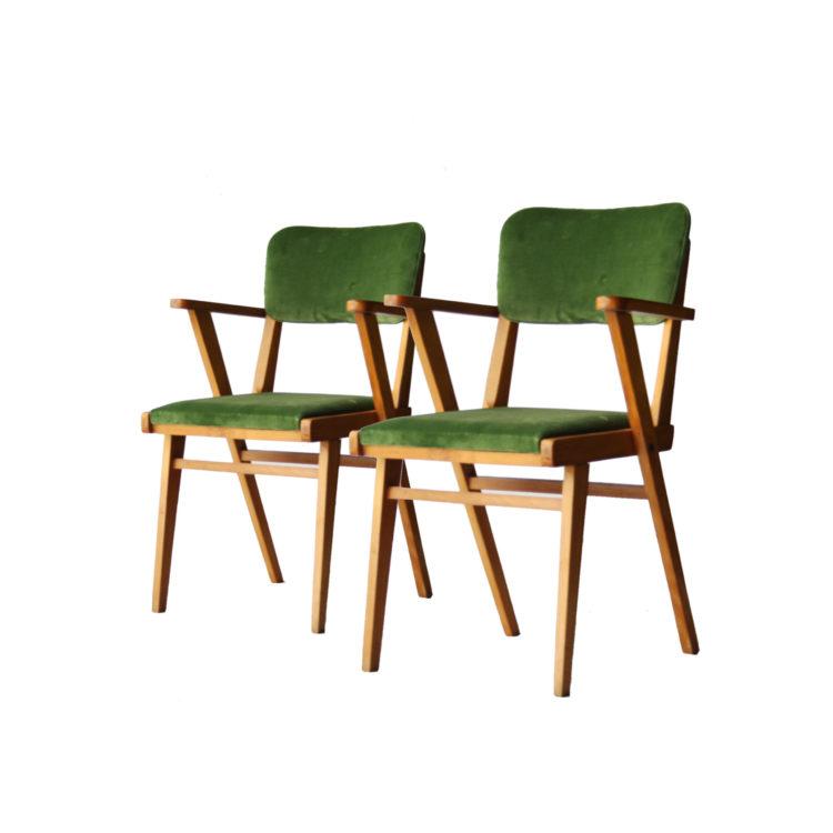 IKB22370069 Pareja de sillas