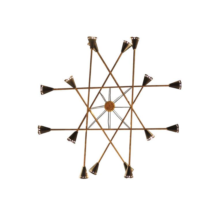 IKB19220032—-Lámpara-de-techo-de-latón-y-lacada-en-negro—-7