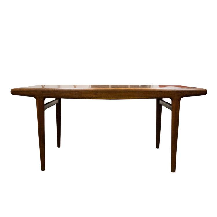 Mesa de madera extensible Arne Hovmand-Olsen 1