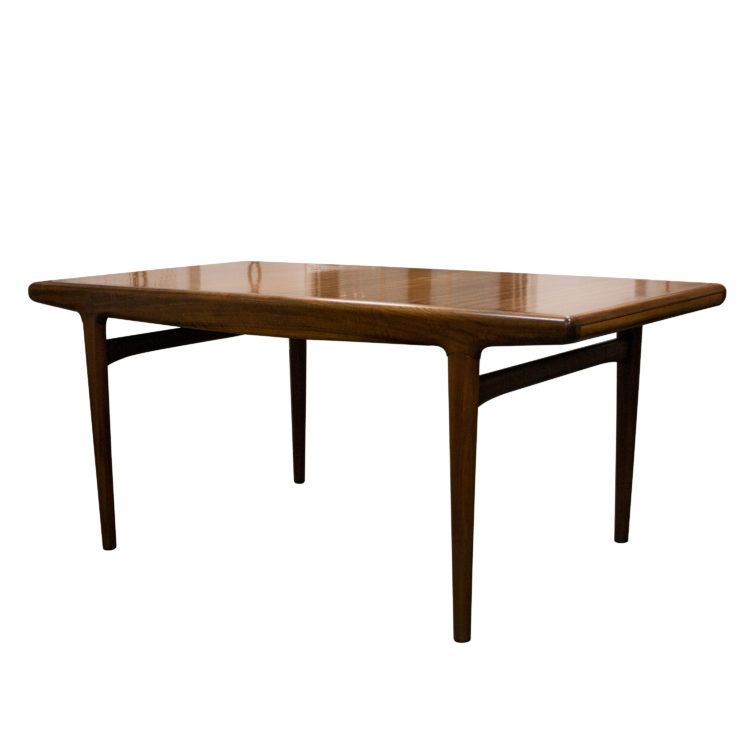 Mesa de madera extensible Arne Hovmand-Olsen 2